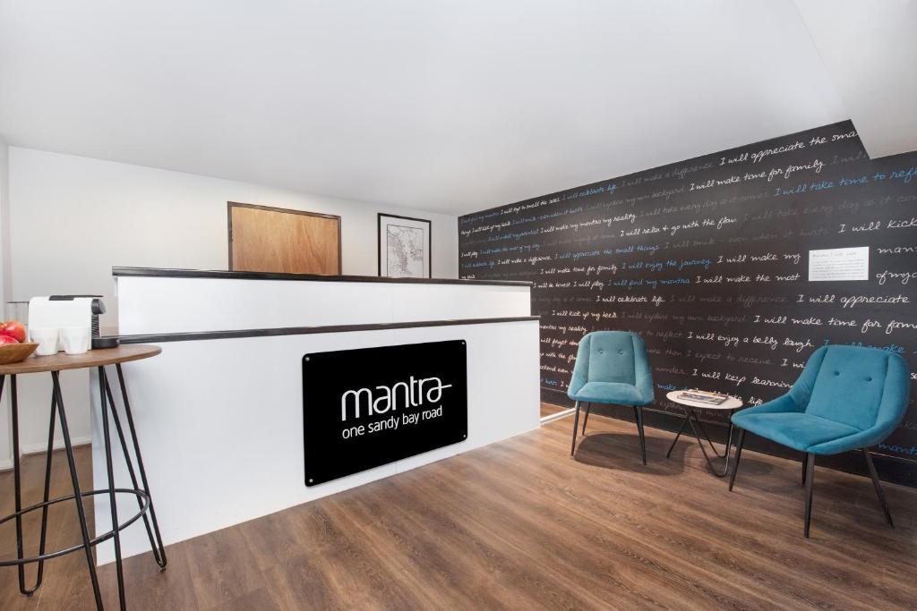 Апарт-отель  Mantra One Sandy Bay Road