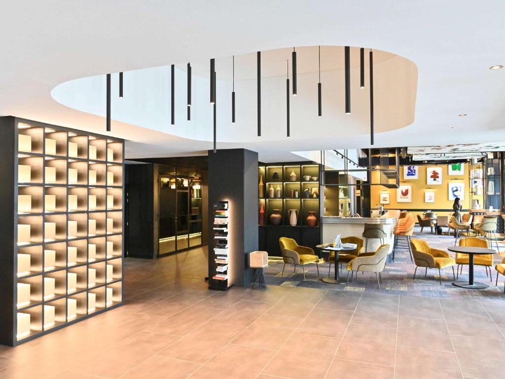 Отель Mercure Metz Centre - отзывы Booking