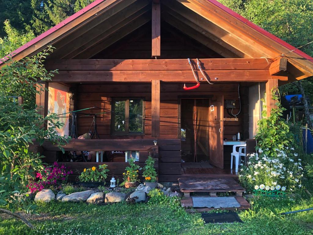 Дом для отпуска  Домик-банька в Карелии  - отзывы Booking