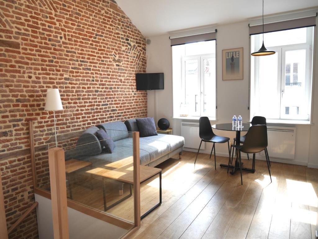 Апартаменты/квартиры  Le Chat Qui Dort  - отзывы Booking