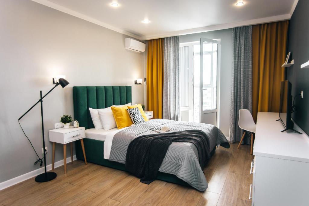 Апартаменты/квартира MARINA APARTS PREMIUM - отзывы Booking