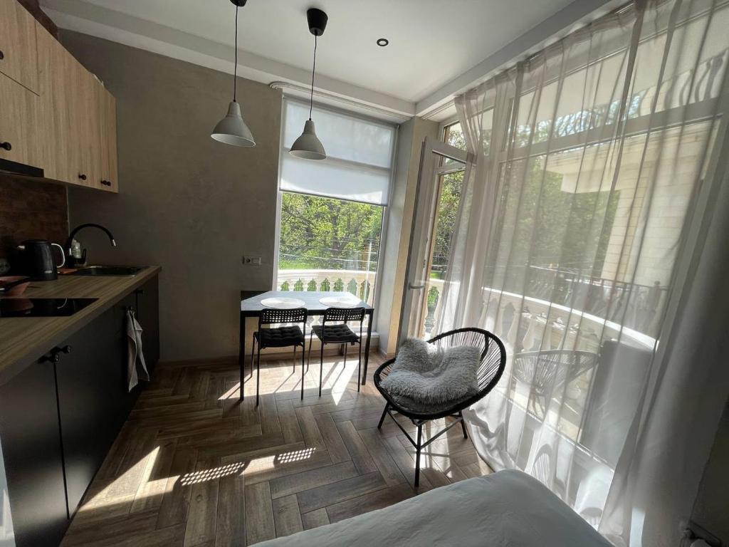 Апартаменты/квартиры Апартаменты у моря с видом на парк Южные Культуры - отзывы Booking
