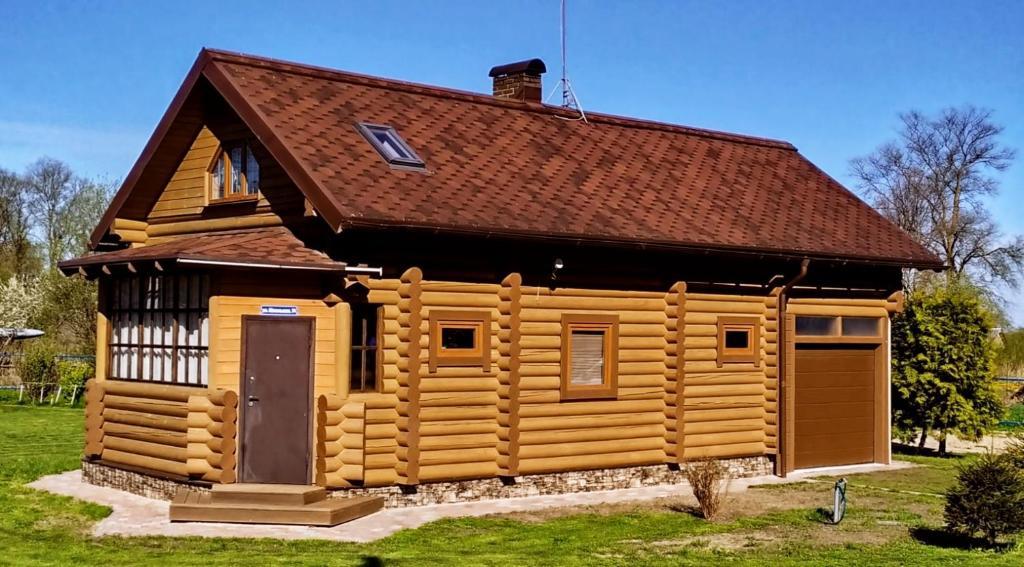 Загородный дом Загородный дом на ул. Школьная, д. 7Б