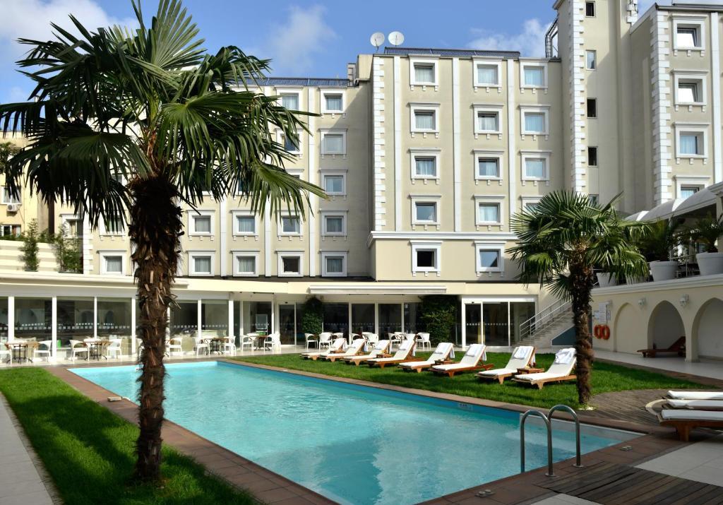 Отель Holiday Inn Istanbul City, an IHG Hotel - отзывы Booking