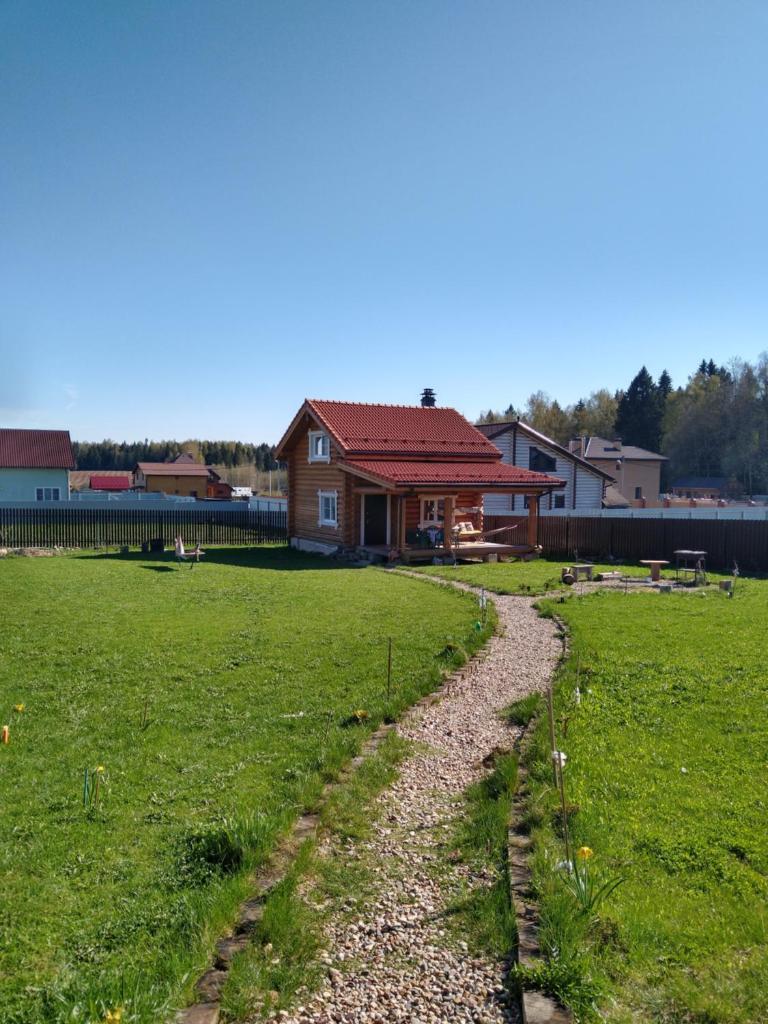 Загородный дом Загородный Дом-баня из кедра и лиственницы - отзывы Booking