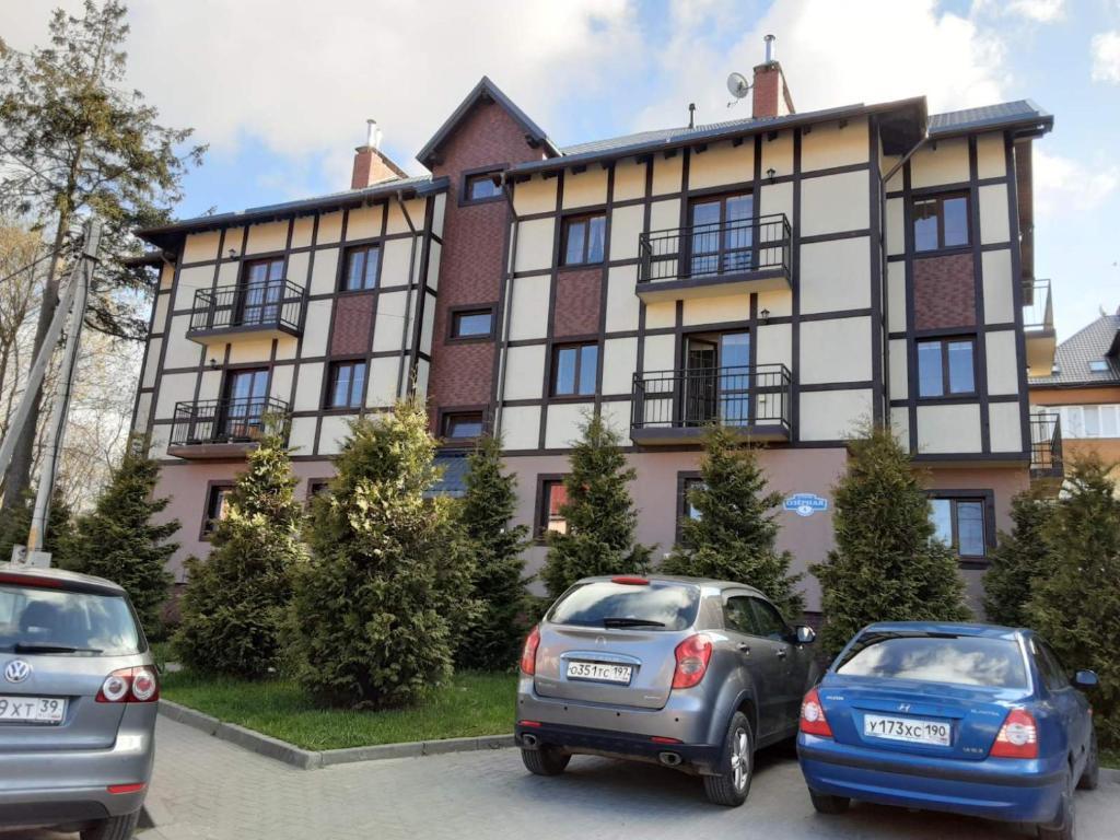 Апартаменты/квартира Жилище хоббитов в Светлогорске. - отзывы Booking