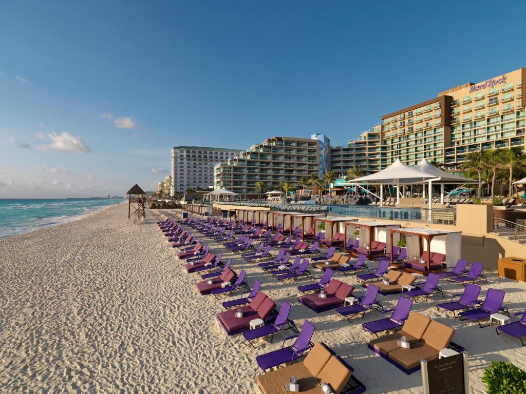 Курортный отель Hard Rock Hotel Cancun - All Inclusive - отзывы Booking