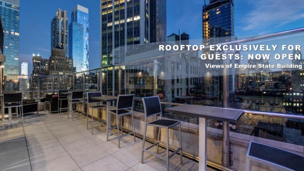 Отель  Hyatt Herald Square New York  - отзывы Booking