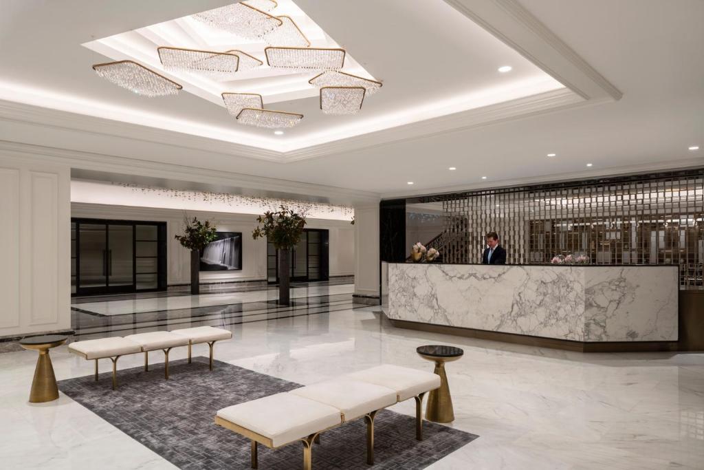Отель  Отель  Four Seasons Chicago