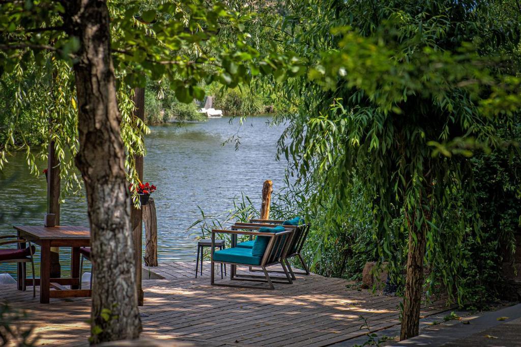 Отель  Wineport Lodge Agva  - отзывы Booking