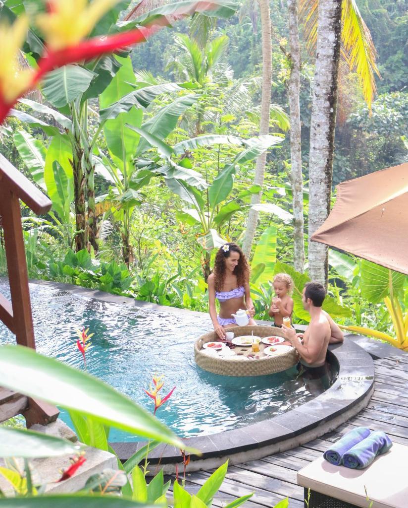 Вилла Mandana Ubud Villa - отзывы Booking