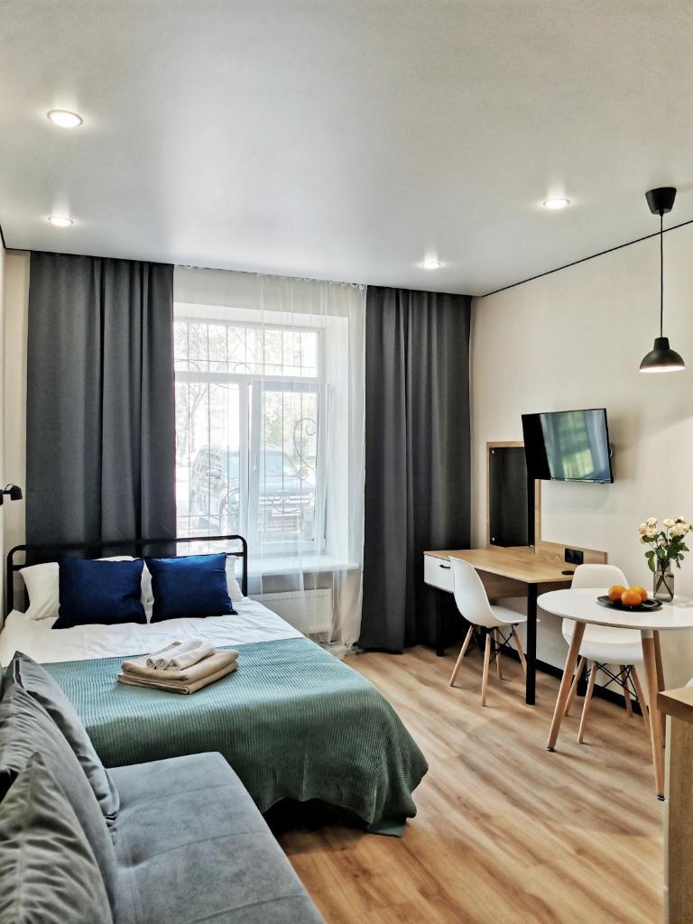 Апартаменты/квартиры Апартаменты Черника на Восьмиэтажке - отзывы Booking
