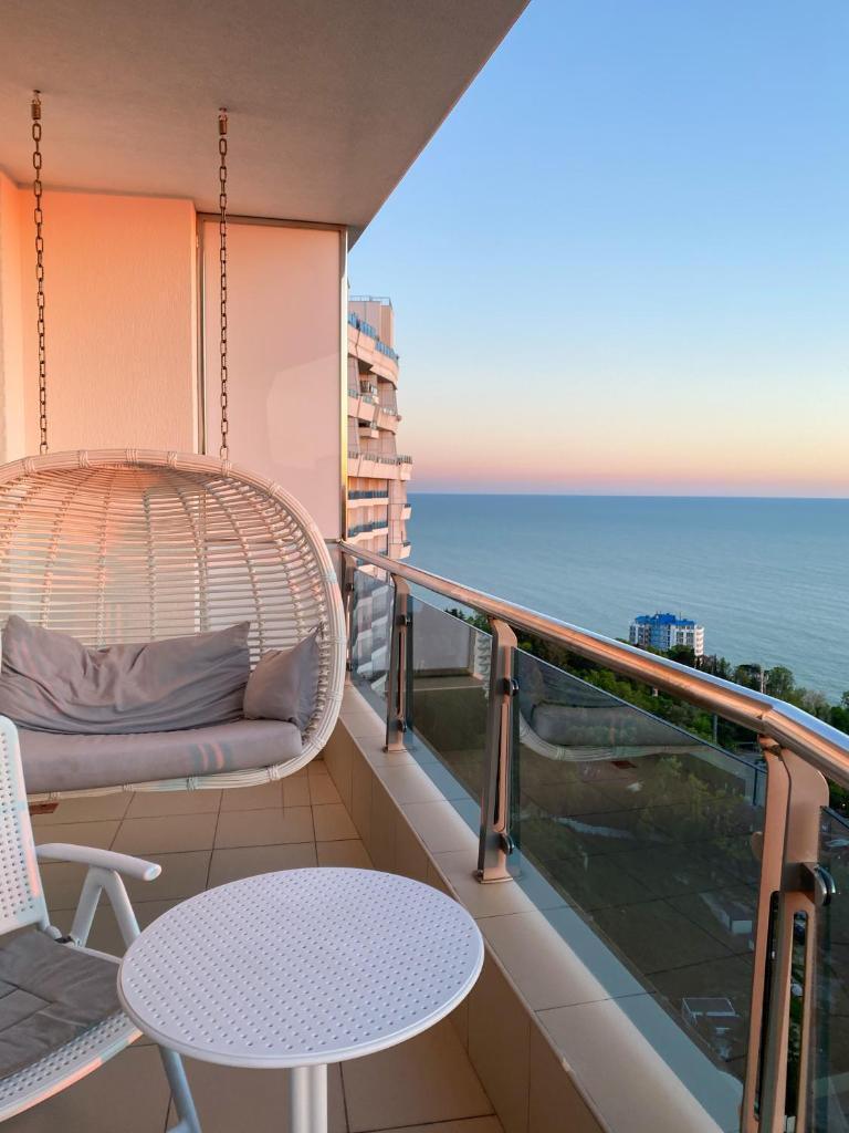 Апартаменты/квартира  Видовая квартира на море  - отзывы Booking