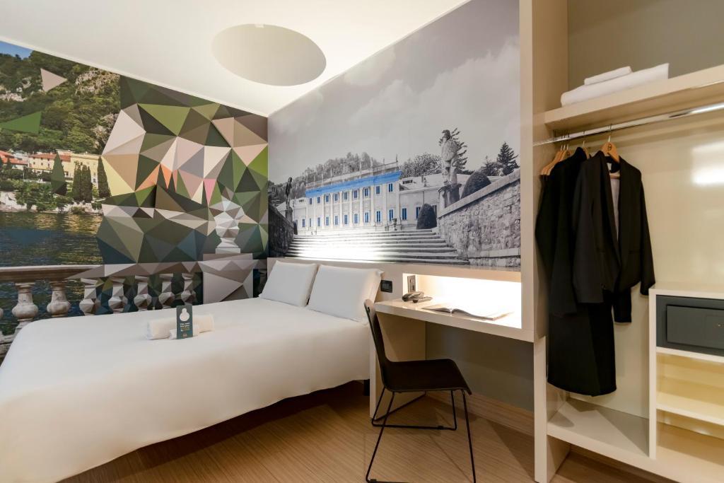 Отель  B&B Hotel Como  - отзывы Booking