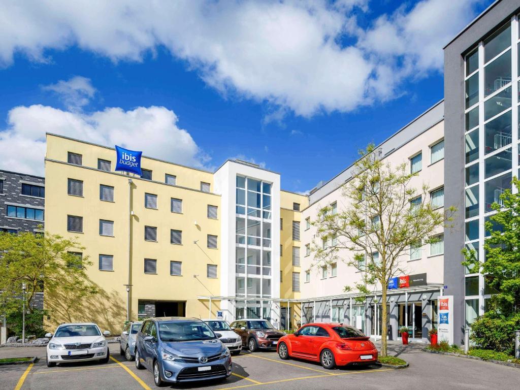 Отель  ibis budget Winterthur  - отзывы Booking