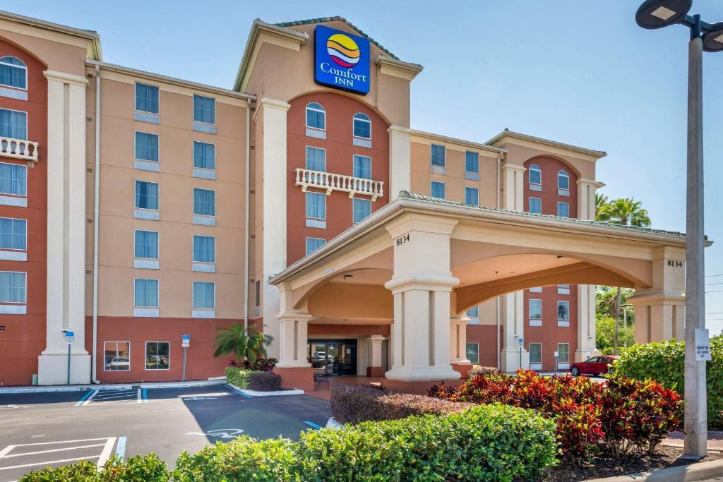 Отель  Comfort Inn International Drive  - отзывы Booking