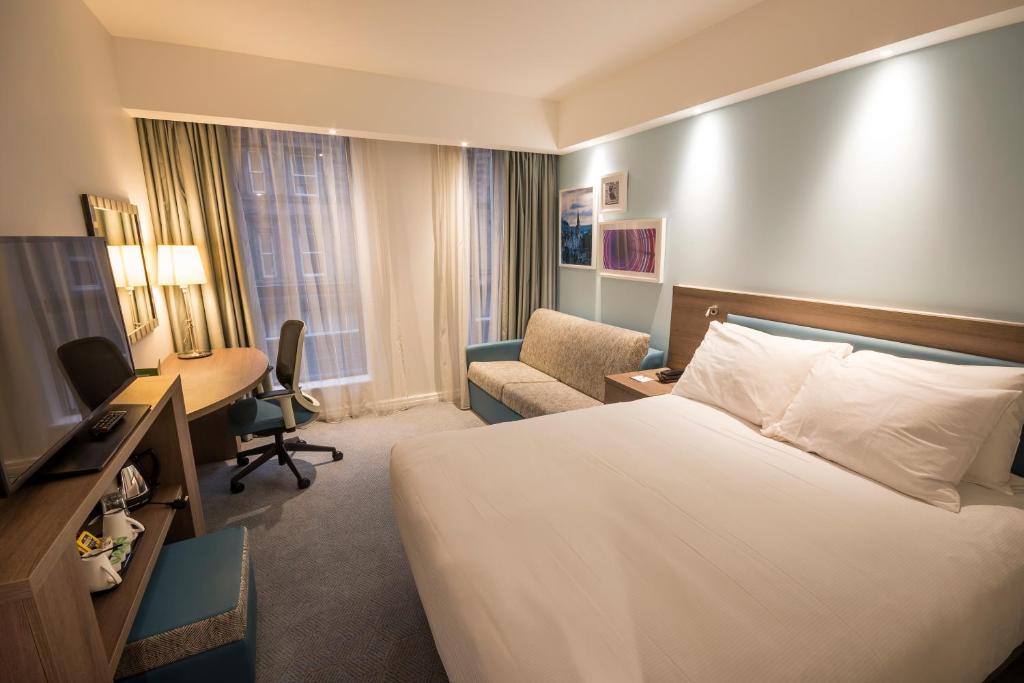 Отель  Отель  Hampton By Hilton Edinburgh West End