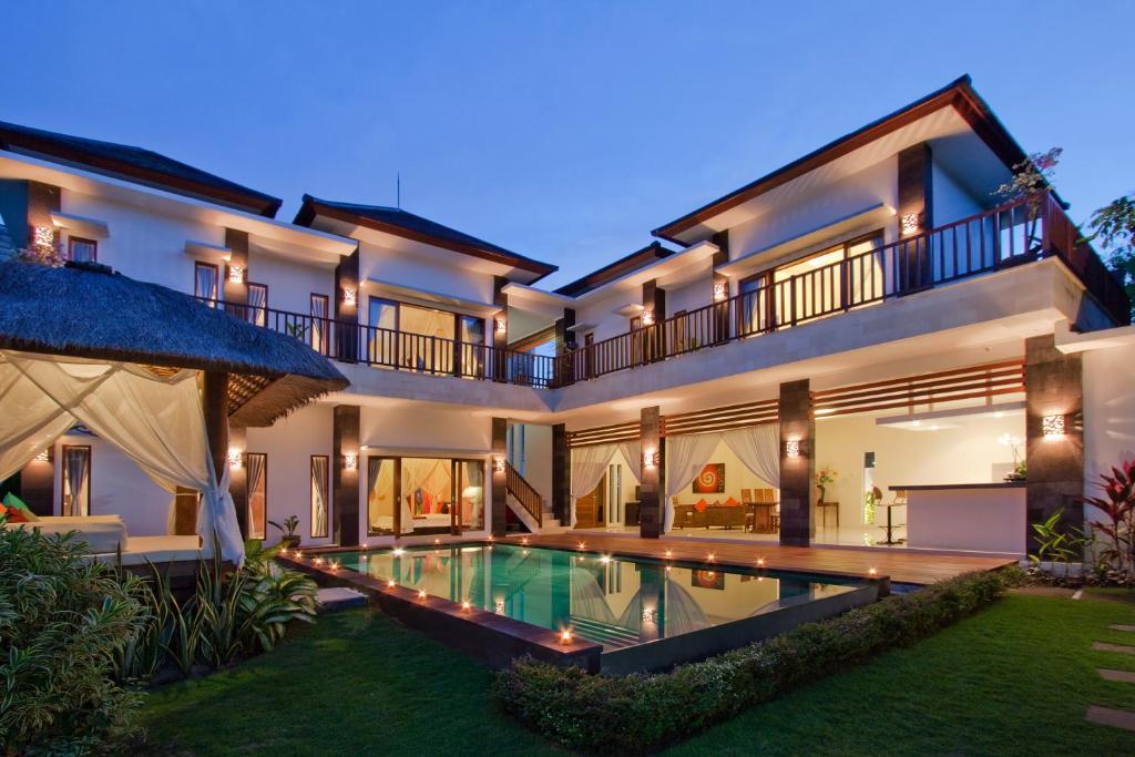 Вилла  Villa Moyang  - отзывы Booking
