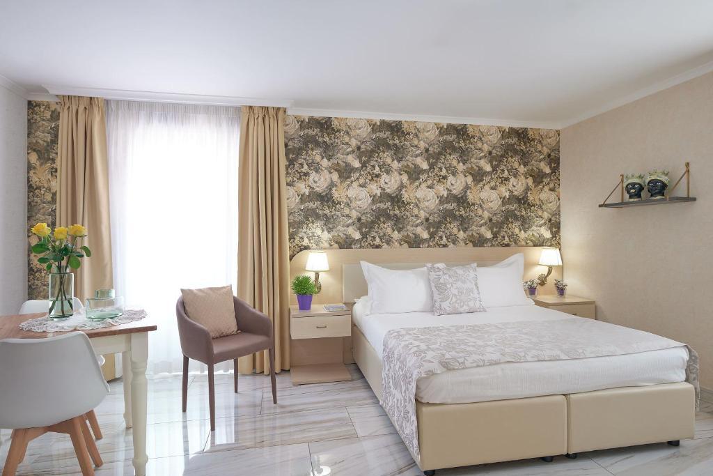 Гостевой дом Rome Airport Inn - отзывы Booking