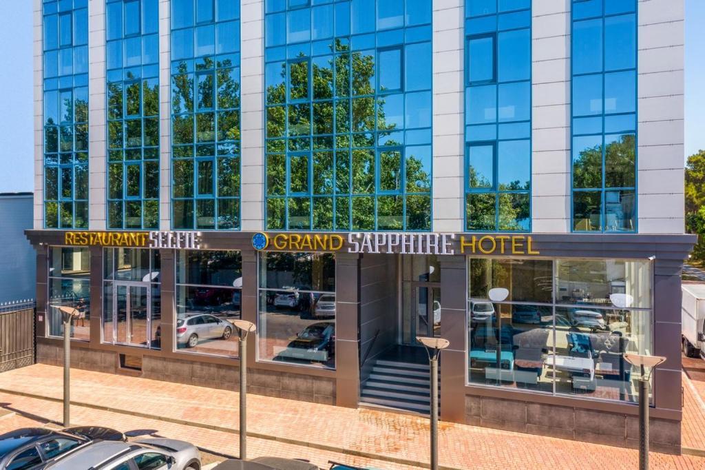Апартаменты/квартира  Sapphire Apartment  - отзывы Booking