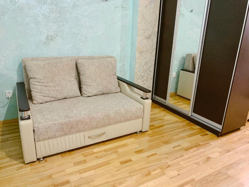 Апартаменты/квартира  Квартира в тихом, но удобном месте Кудепсты.  - отзывы Booking