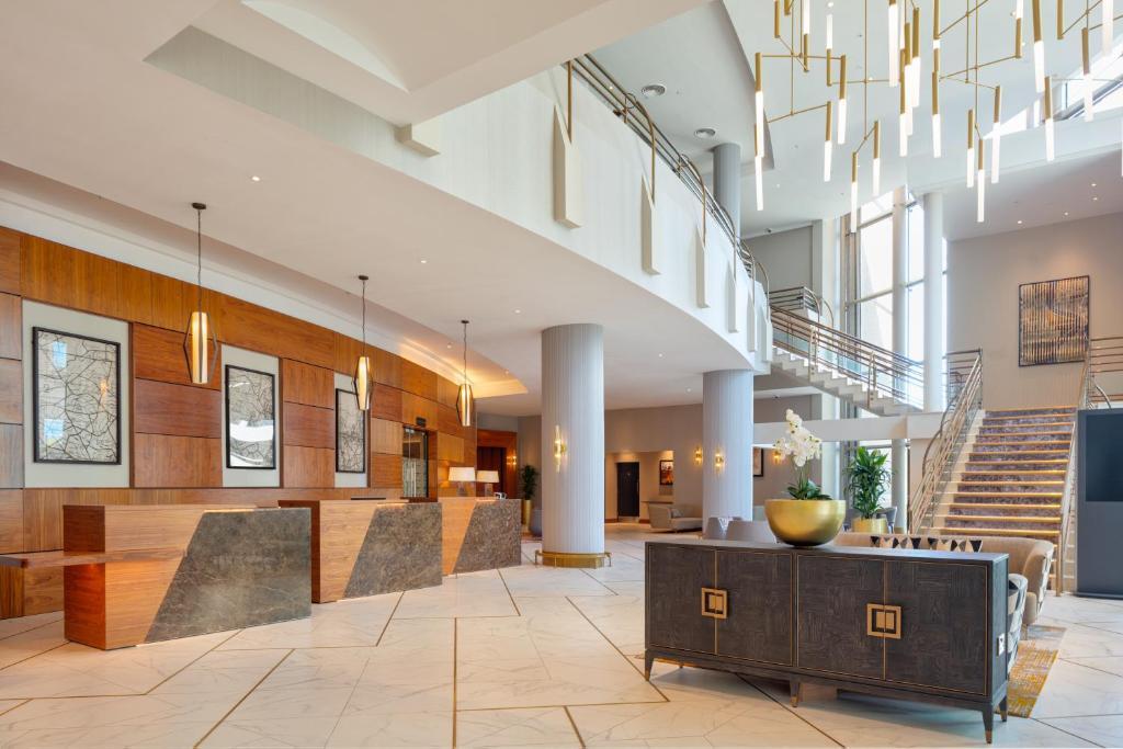 Отель  Отель  Hilton Belfast