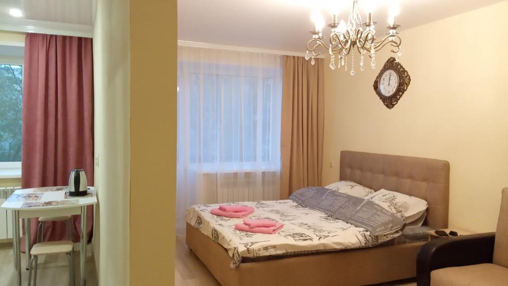 Апартаменты/квартира  Красивая квартира в центре на ул. Л.Толстого 55  - отзывы Booking