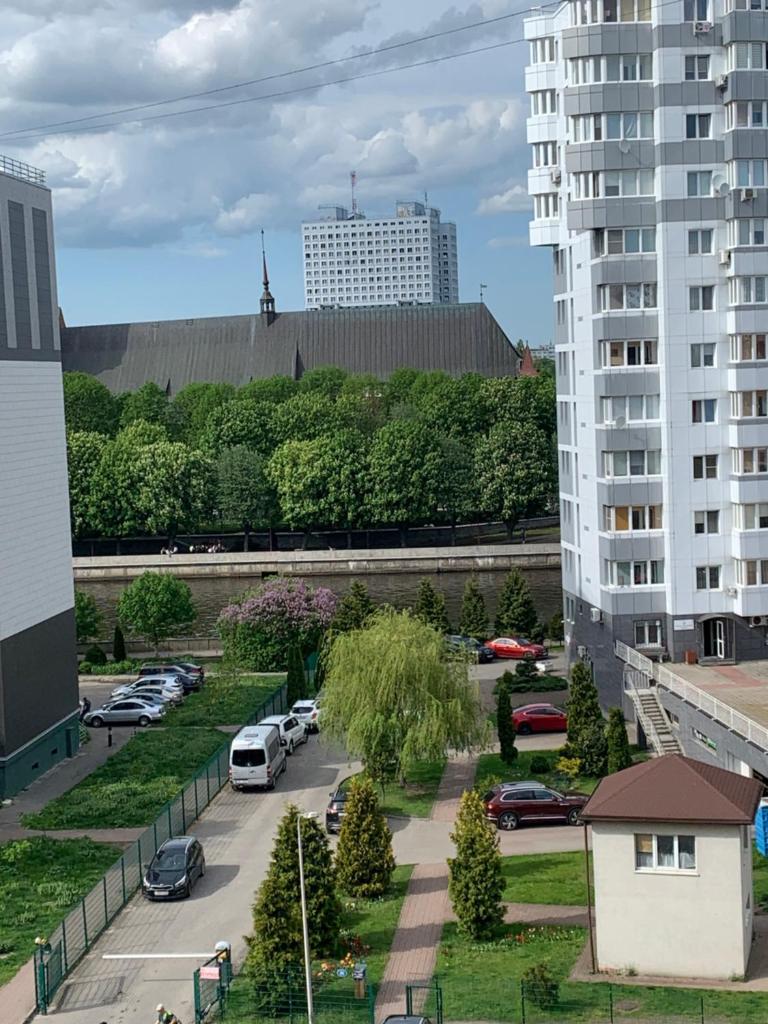 Апартаменты/квартира  Апартаменты возле замка Иммануила Канта  - отзывы Booking