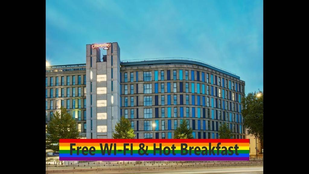 Отель  Отель  Hampton By Hilton Bristol City Centre