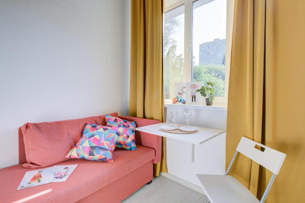 Апартаменты/квартиры Двухуровневые апартаменты DOMIGO - отзывы Booking