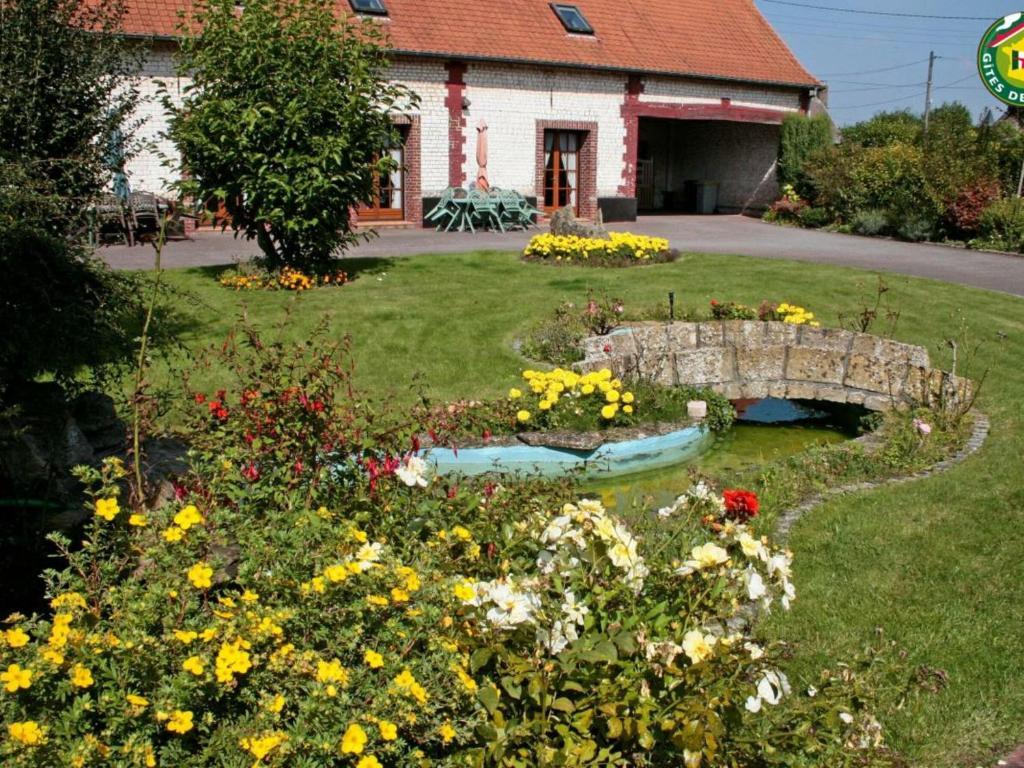 Дом для отпуска Gîte Airon-Saint-Vaast, 4 pièces, 6 personnes - FR-1-376-60 - отзывы Booking