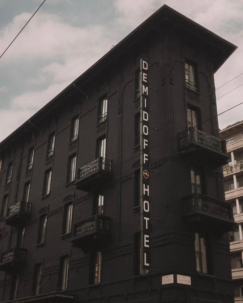 Отель Отель Demidoff Hotel Milano