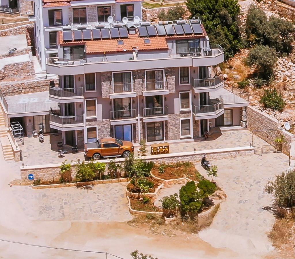 Апартаменты/квартиры  Gökyüzü Suit Apart  - отзывы Booking