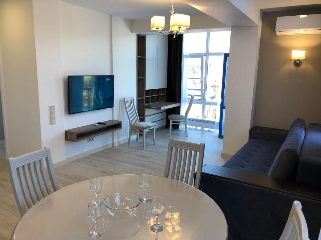 Апартаменты/квартиры  GeoApart, Апартаменты у моря в Олимпийском парке  - отзывы Booking