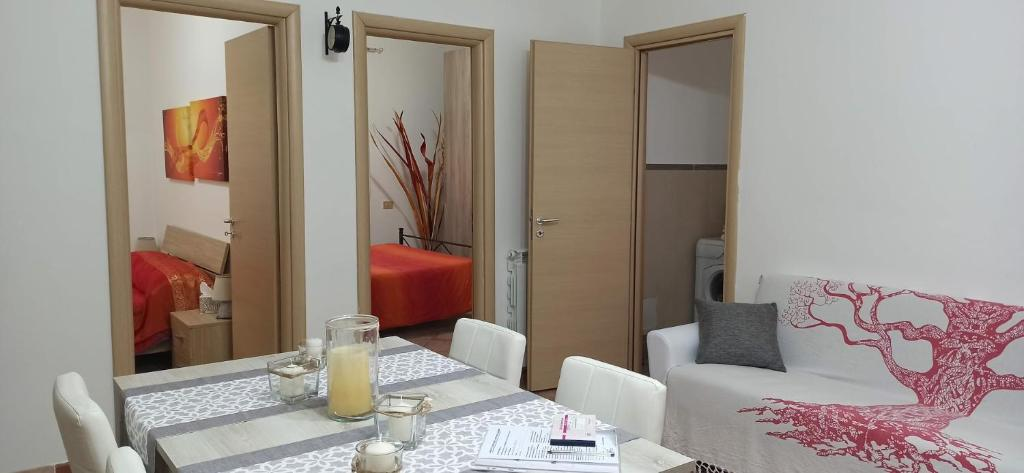Апартаменты/квартира ALLOGGIO TURISTICO IL RIFUGIO IN FIUMICINO - отзывы Booking