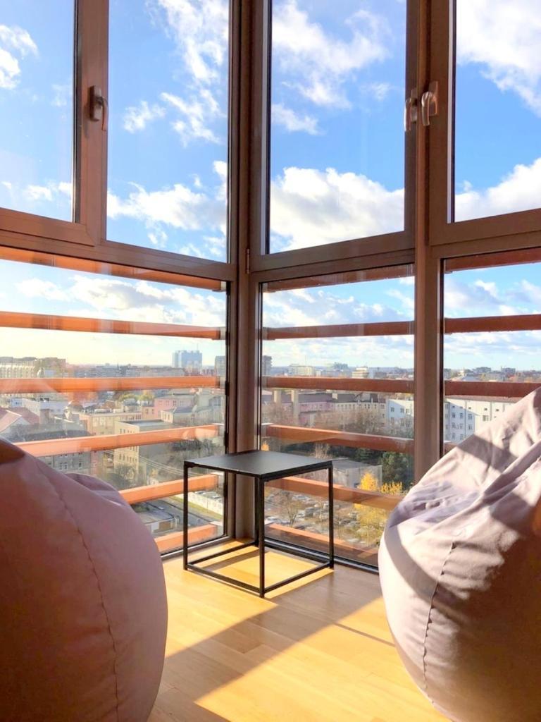 Апартаменты/квартира Апартаменты Parkgarten Luxe