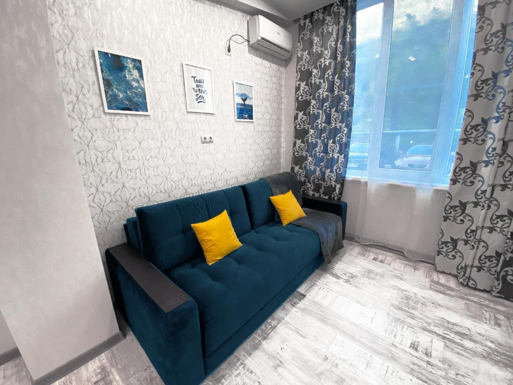 Апартаменты/квартира  Современная студия в Дагомысе  - отзывы Booking
