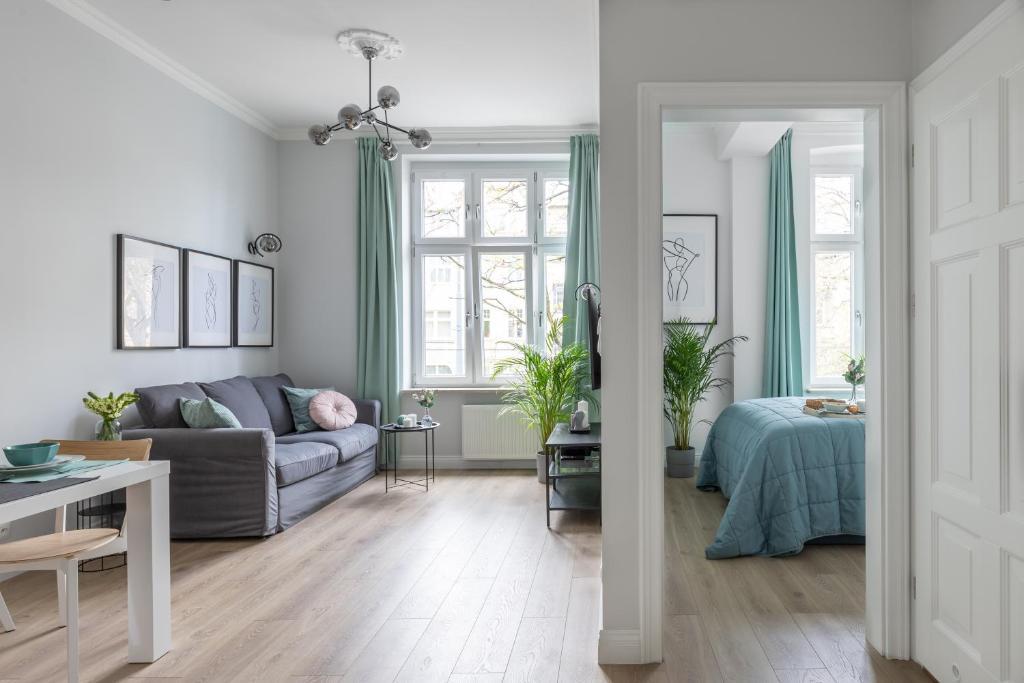 Апартаменты/квартиры  ARTstay Sopot Centrum