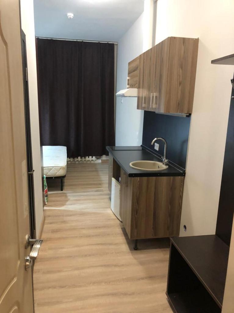 Апартаменты/квартиры  Студии на Новочеркасской  - отзывы Booking