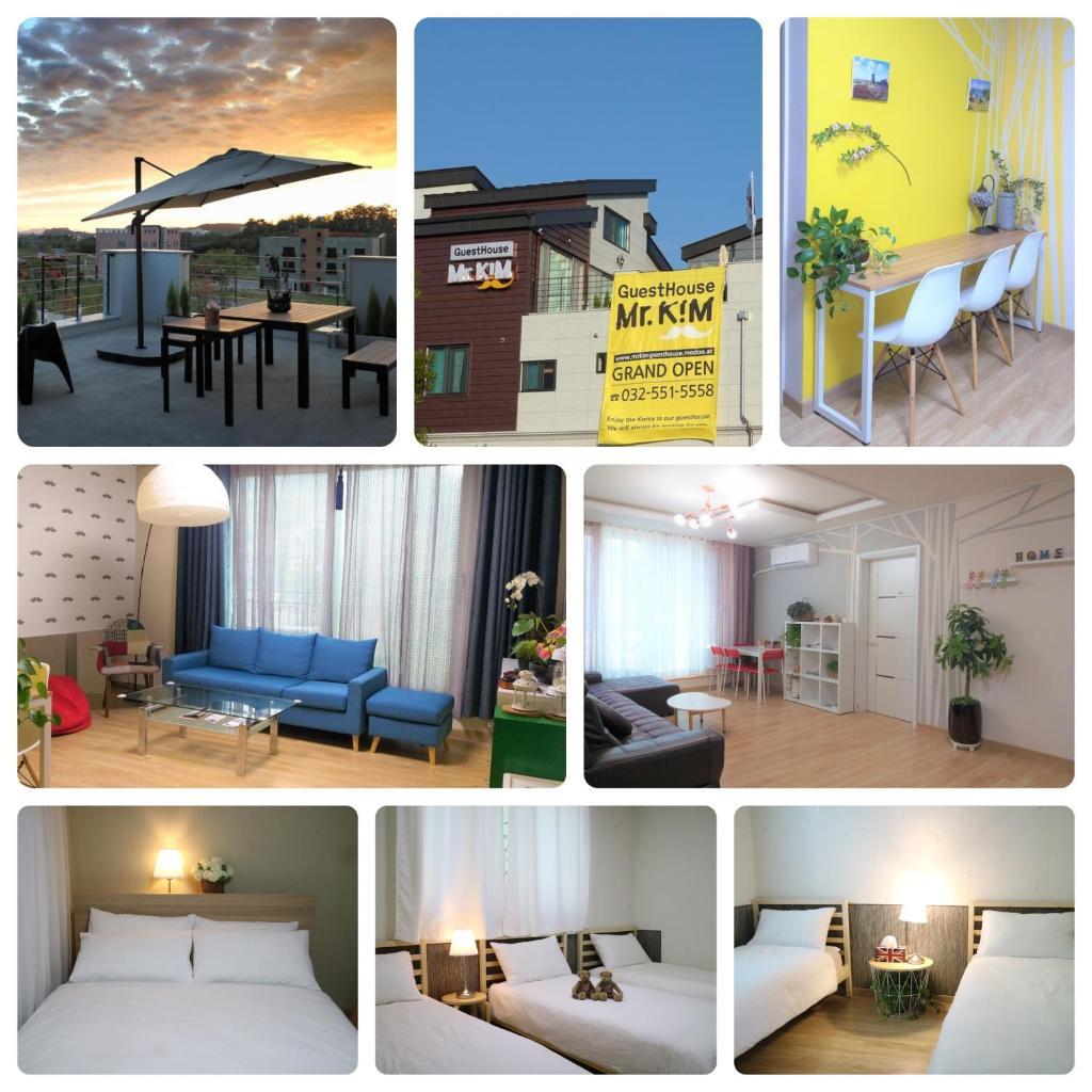 Гостевой дом Mr. Kim Guesthouse - отзывы Booking