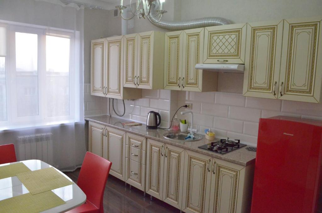 Апартаменты/квартира  Апартаменты на Ромашке с видом на горы  - отзывы Booking