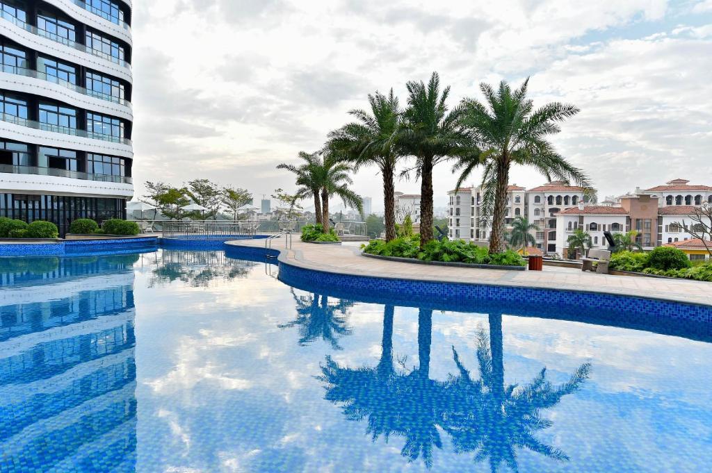 Отель Отель Grand Skylight International Hotel Huizhou