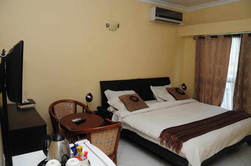 Отель типа «постель и завтрак» Road view Park Hotel - отзывы Booking