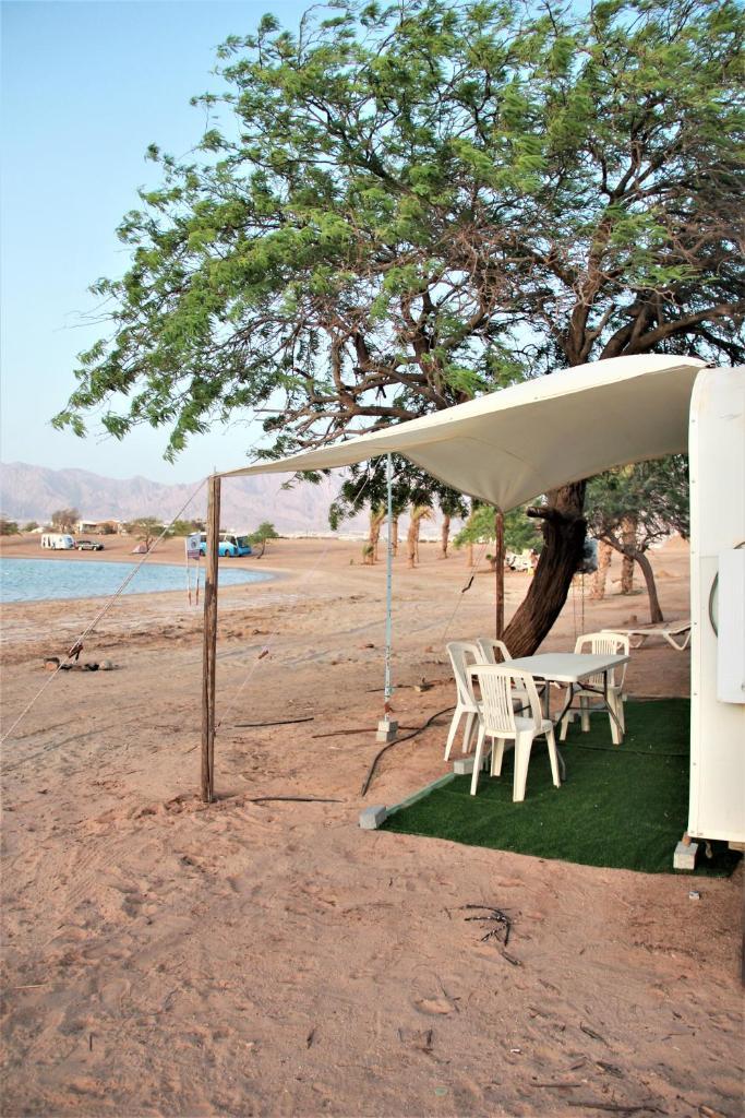 Кемпинг Eilat Beach Caravan - отзывы Booking