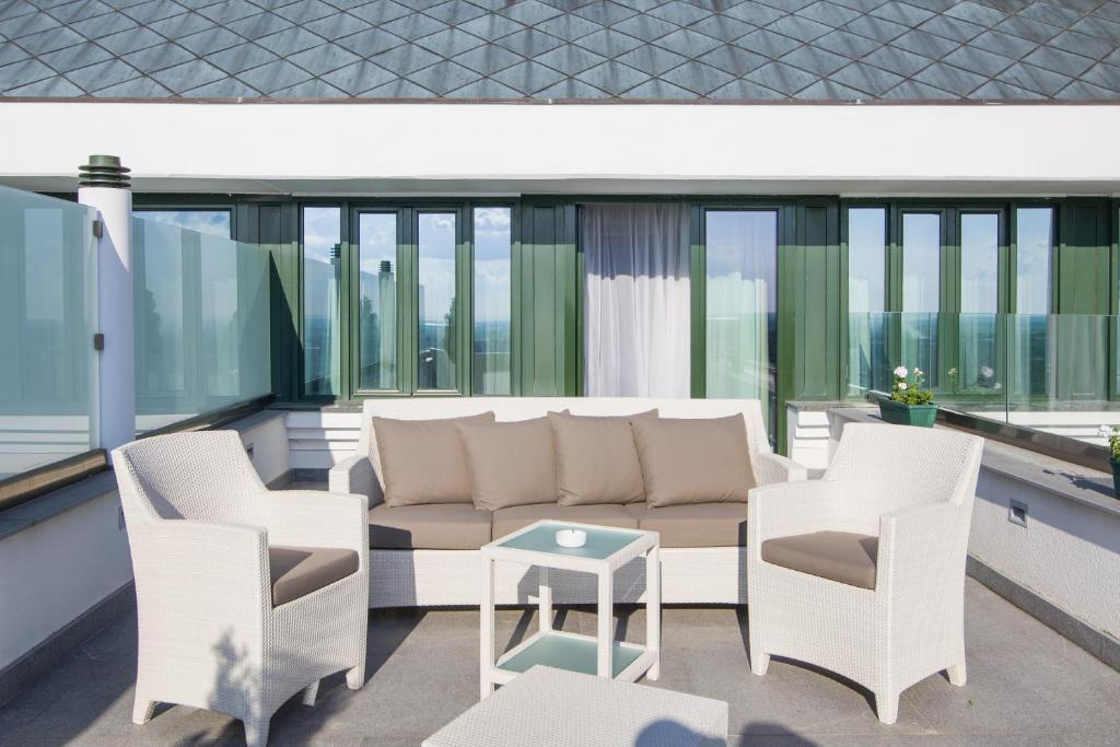 Отель Hotel Villa Breg - отзывы Booking
