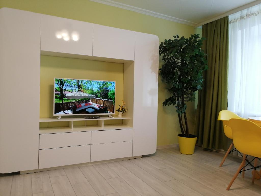 Апарт-отель 1-комнатная квартира у ТЦ Фаворит - отзывы Booking