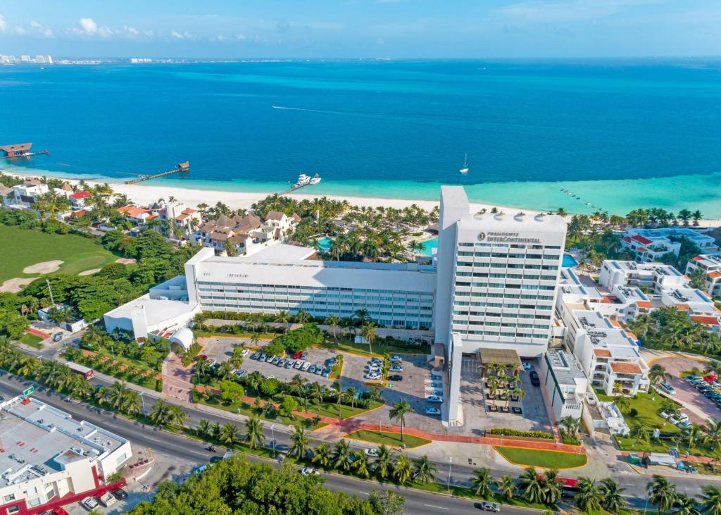 Курортный отель  Presidente InterContinental Cancun Resort  - отзывы Booking