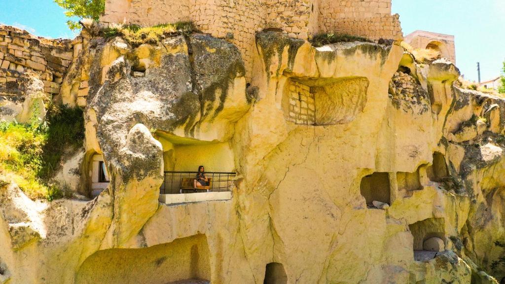 Отель  Heritage Cave Suites  - отзывы Booking