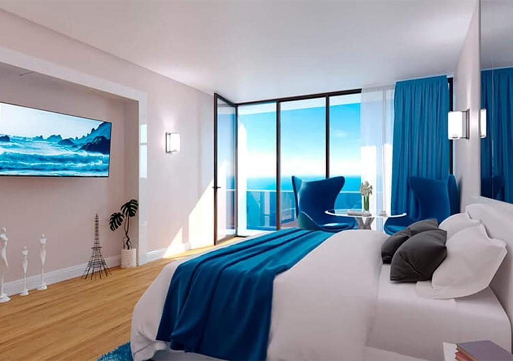 Отель  Orbi city sea view  - отзывы Booking