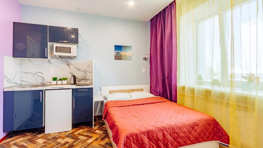 Апартаменты/квартиры Апартаменты Добрые Сутки на Ленина 36 - отзывы Booking